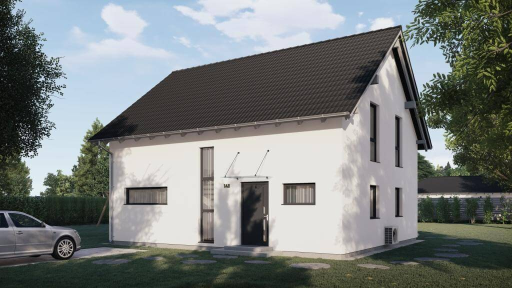 Dům 148 Allstav dřevostavby