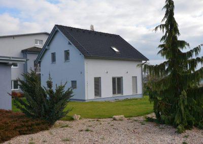 Vzorový dům dřevostavby Allstav 02