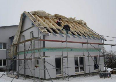 Vzorový dům dřevostavby Allstav 19