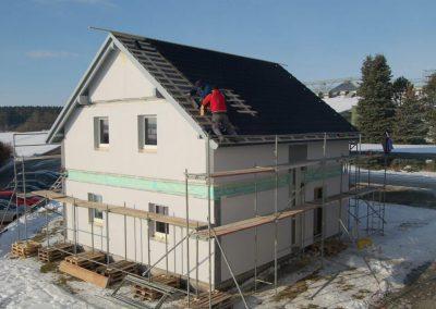 Vzorový dům dřevostavby Allstav 20
